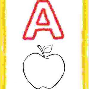 Alphabet Worksheet Letter - EStudyNotes