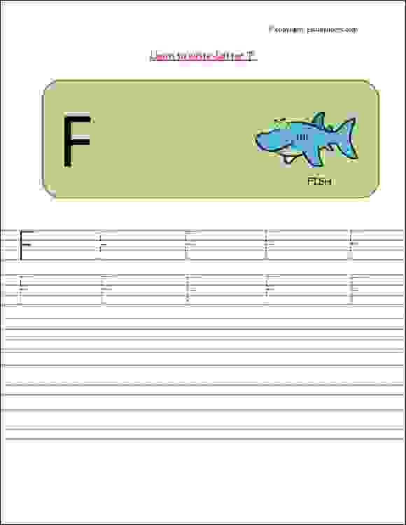 nursery class capital letters writing worksheet