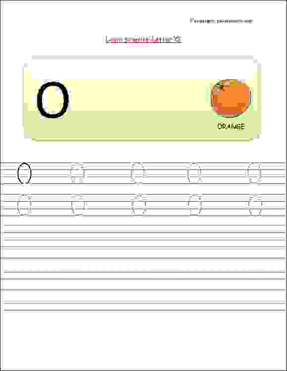 nursery class english alphabet tracing worksheets