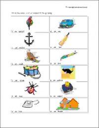 senior kg english grammar worksheet