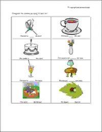 english grammar worksheets for upper kg