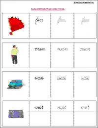 english tracing worksheets for upper kg