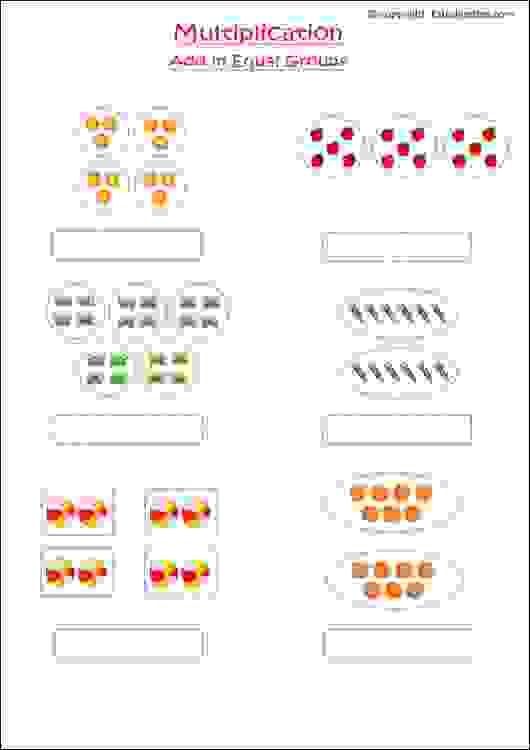 adding equal groups 2 estudynotes. Black Bedroom Furniture Sets. Home Design Ideas
