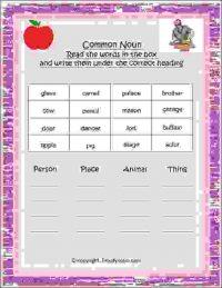 class 2 cbse english worksheets