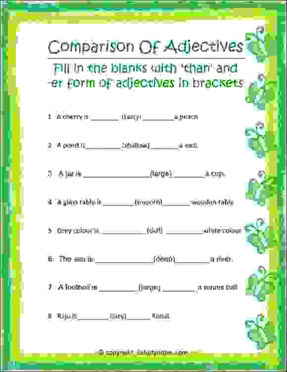 class 2 cbse english grammar worksheets