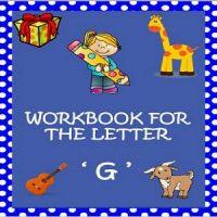english alphabet workbook for preschool