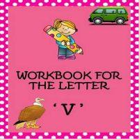 english letter workbook preschool