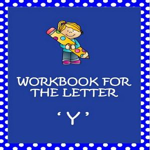english letter workbook preschool