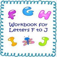 english alphabet workbook for lkg