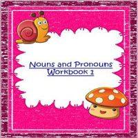 senior kg english grammar workbook