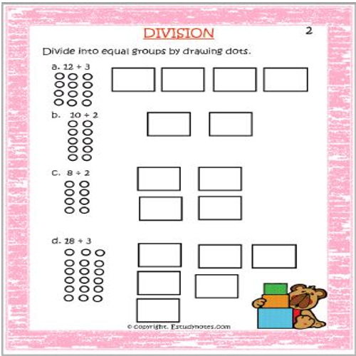 maths worksheets for class 2
