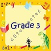 Worksheets for Grade 3