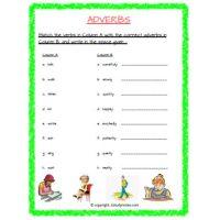 free printable english grammar worksheets for grade 2