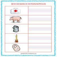Vowel I english worksheets