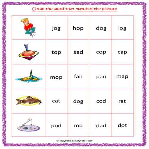 english vowel worksheets for senior kg