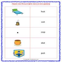 vowel o worksheets for senior kg