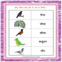 grade 1 hindi worksheets pdf